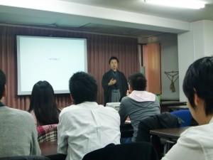 学生改革団体SHINES主催 SoftbankグローバルCEO候補が教える『一流の流儀』セミナー