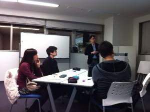 【第2回社会開発塾】 企業はどのように社会貢献に関わっていくのか